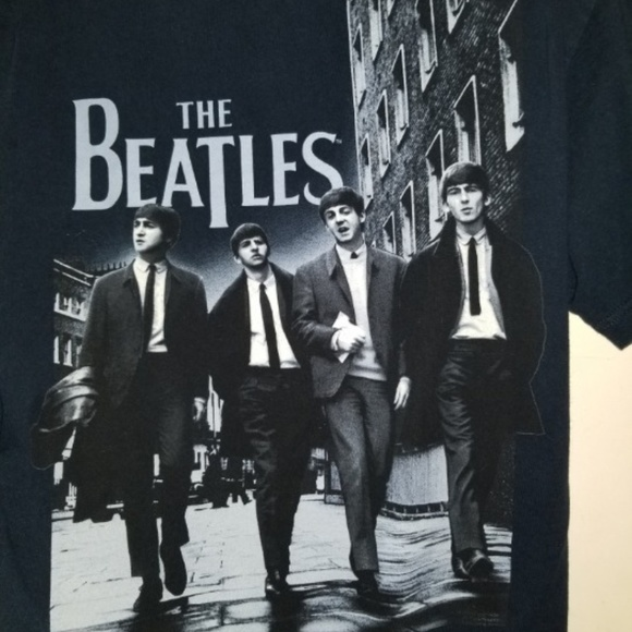 Apple Other - Beatles tshirt